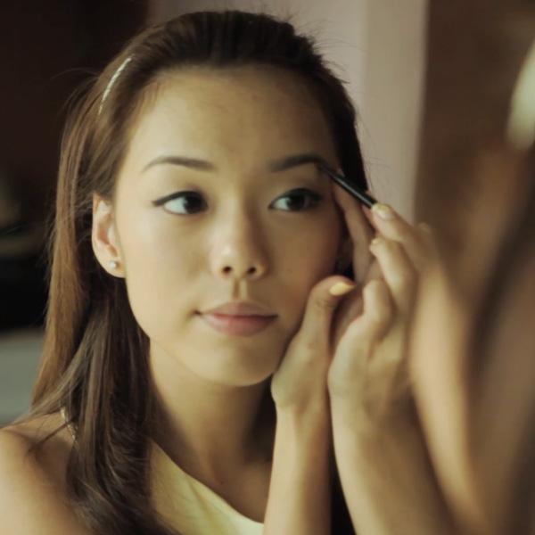 Drea's Makeup Routine