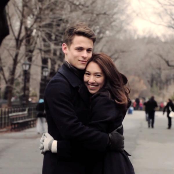 Melissa & Jonathan in NYC