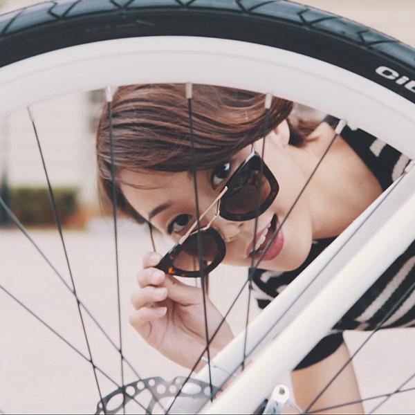 Drea Chong x Coast Cycles